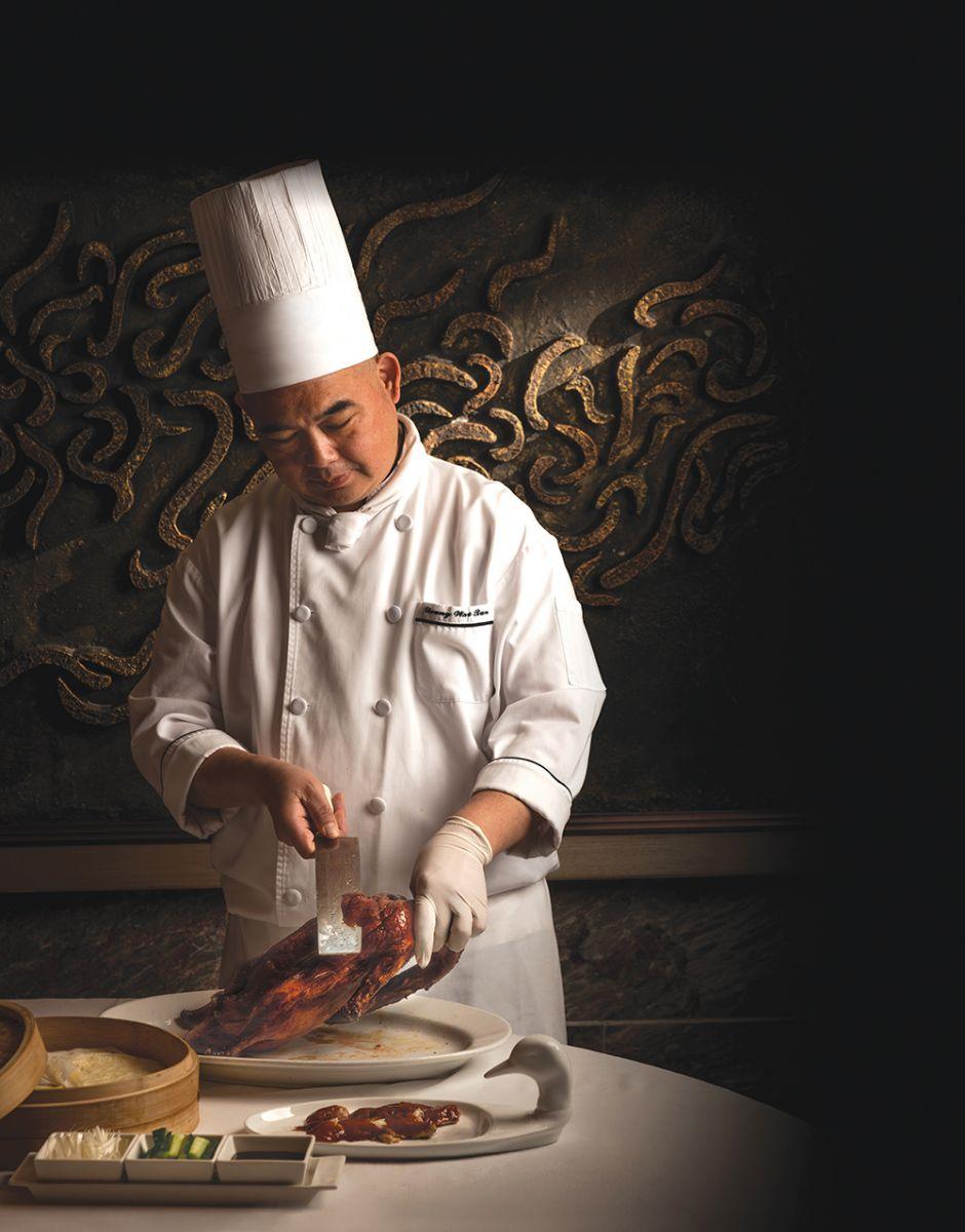 北京烤鴨 / The Peking Duck @ Loong Yuen - Holiday Inn Golden Mile @ Bistro on the Mile - Holiday Inn Golden Mile OKiBook Hong Kong and Macau Restaurant Buffet booking 餐廳和自助餐預訂