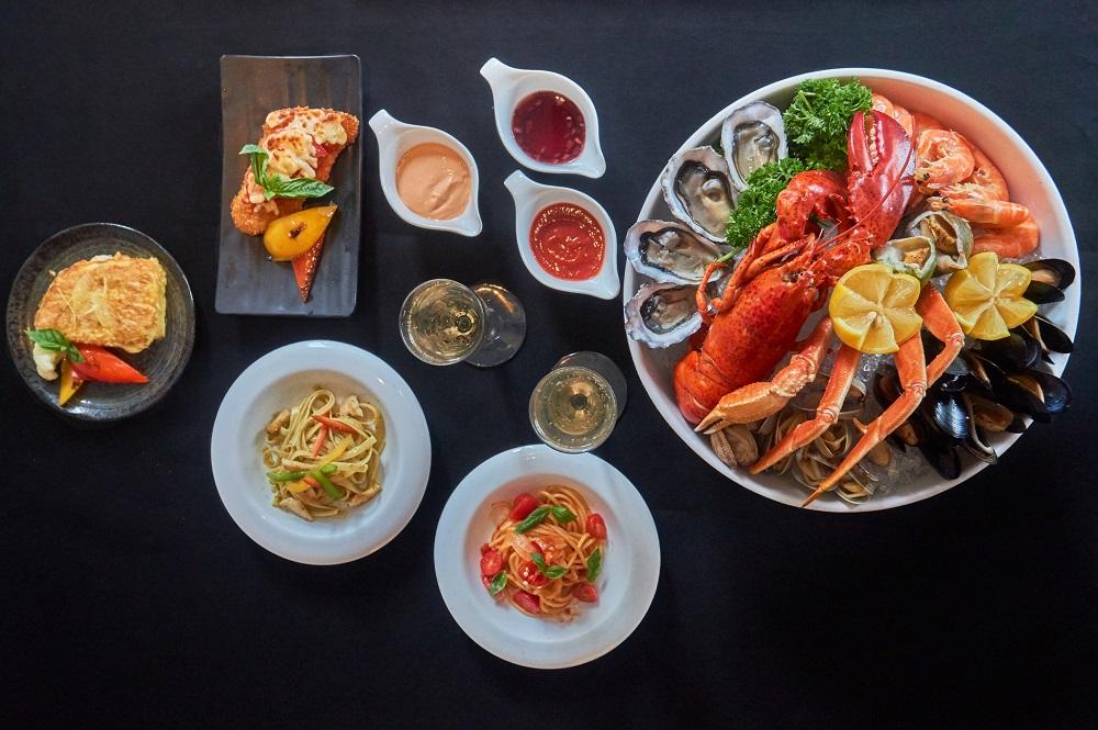 All-You-Can-Eat-Taste the Mediterranean @ MoMo Café