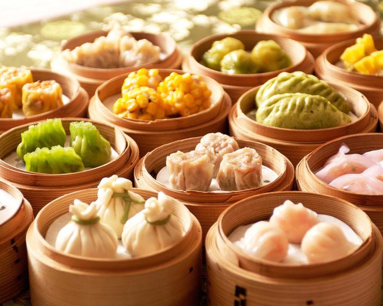 海景軒精緻點心拼盤 / Exquisite Dim Sum Combo @Hoi King Heen - InterContinental Grand Stanford Hong Kong OKiBook Hong Kong and Macau Restaurant Buffet booking 餐廳和自助餐預訂