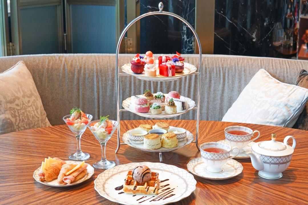 【酒店 High Tea 精選優惠合集】打卡必去、下午茶套餐及自助餐推介、期間限定、閨蜜聚會或情人約會好去處
