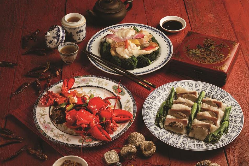 波士頓龍蝦盛宴 / Dim Sum Highlight- Lobster @ Loong Yuen - Holiday Inn Golden Mile OKiBook Hong Kong and Macau Restaurant Buffet booking 餐廳和自助餐預訂