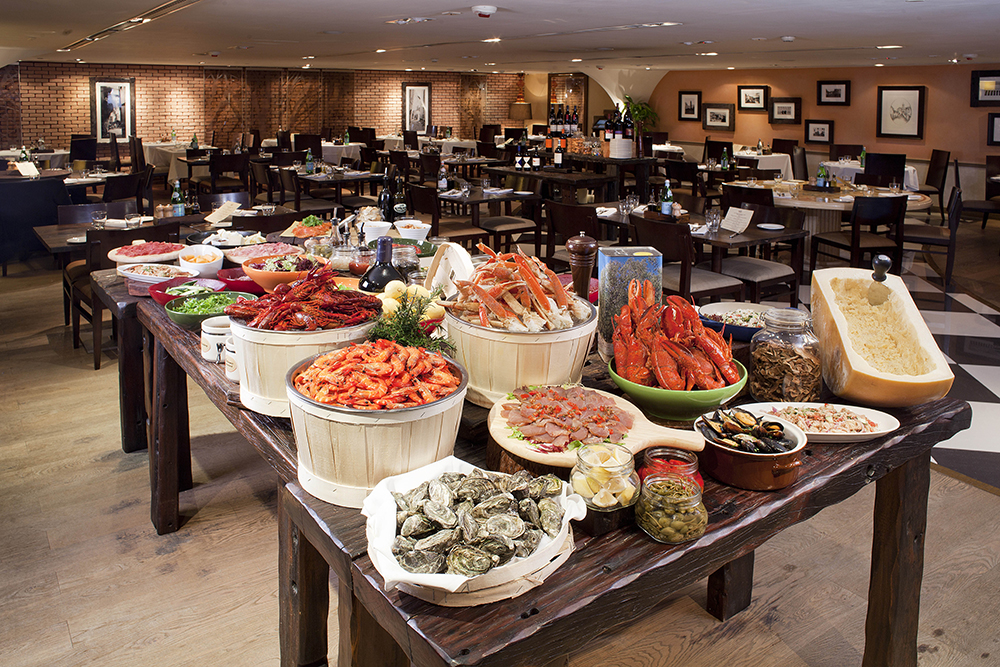 半自助海鮮餐 / Mother's Day lunch and dinner @ Mother's Day lunch and dinner OKiBook Hong Kong and Macau Restaurant Buffet booking 餐廳和自助餐預訂