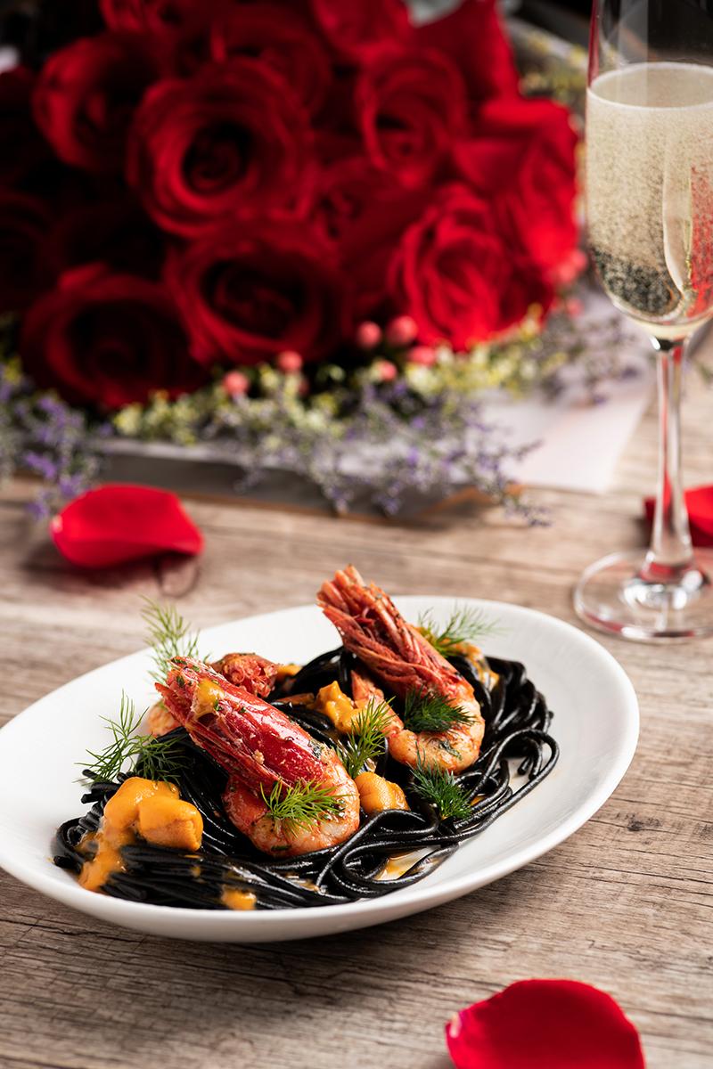 """濃情蜜""""意"""" / Italian Valentine's Day Dinner @Osteria Ristorante Italiano - Holiday Inn Golden Mile OKiBook Hong Kong and Macau Restaurant Buffet booking 餐廳和自助餐預訂"""