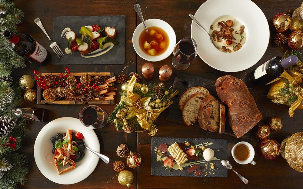 節日晚餐 / Festive Dinner @Osteria Ristorante Italiano - Holiday Inn Golden Mile OKiBook Hong Kong and Macau Restaurant Buffet booking 餐廳和自助餐預訂