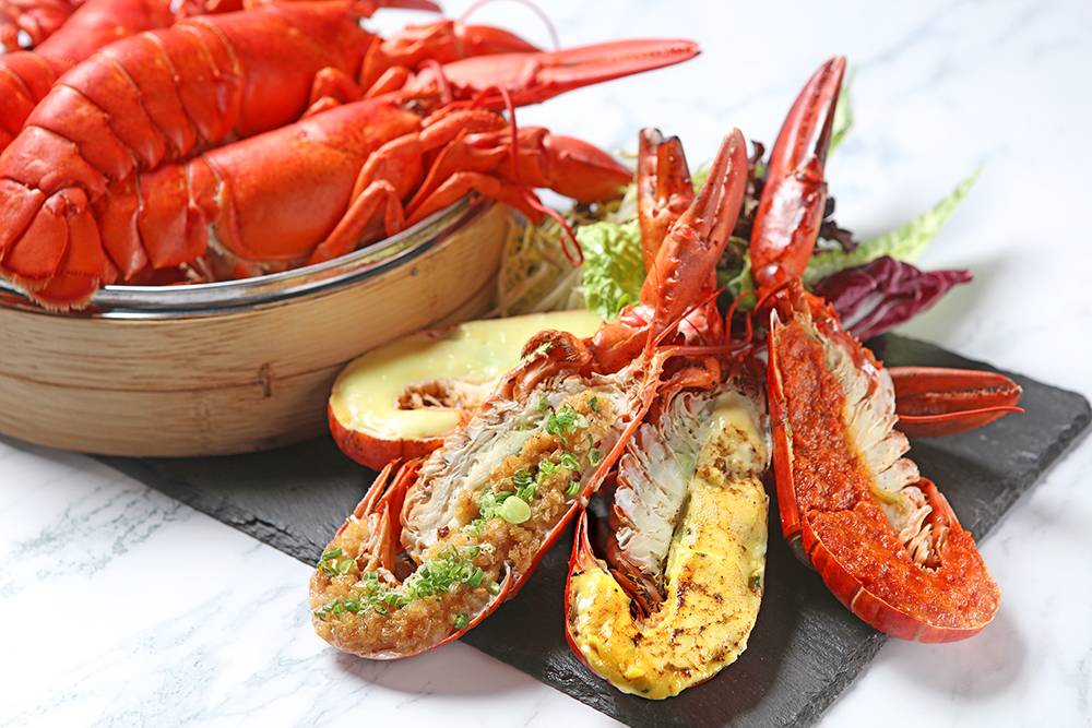 Yamm和味濃情盛宴 / Valentine's Day Buffets at Yamm @ Yamm - The Mira Hong Kong OKiBook Hong Kong and Macau Restaurant Buffet booking 餐廳和自助餐預訂