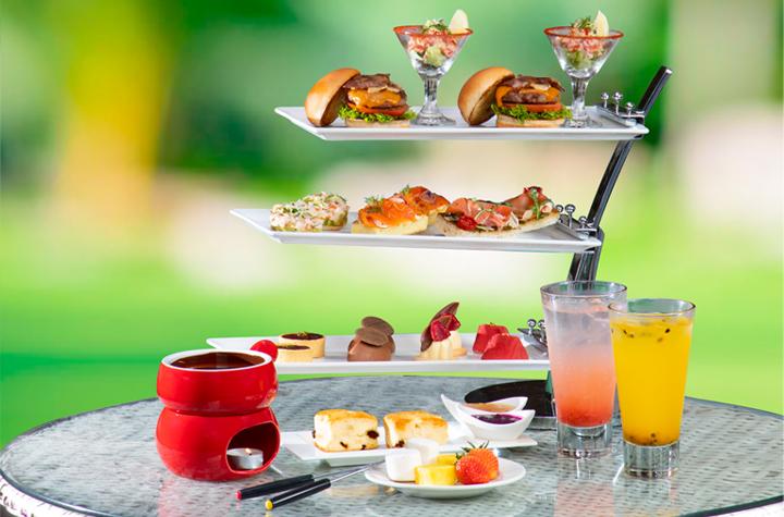 法國Andros果醬下午茶套餐 / Andros Afternoon Tea Set @ Tiffany Lounge - Regal Hongkong Hotel OKiBook Hong Kong and Macau Restaurant Buffet booking 餐廳和自助餐預訂