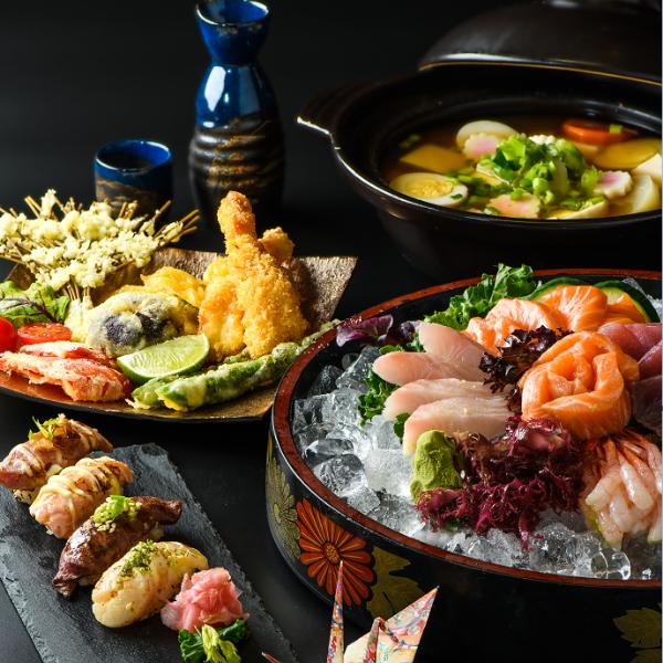 香港金域假日酒店自助餐-夏日東京美食節自助晚餐