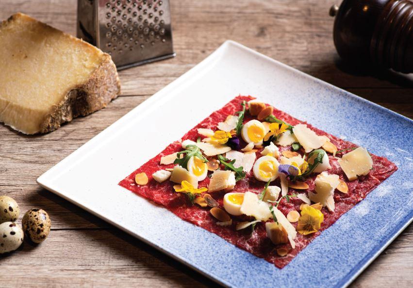 環球海鮮盛宴 / Wagyu Beef Extravaganza @ Osteria Ristorante Italiano - Holiday Inn Golden Mile