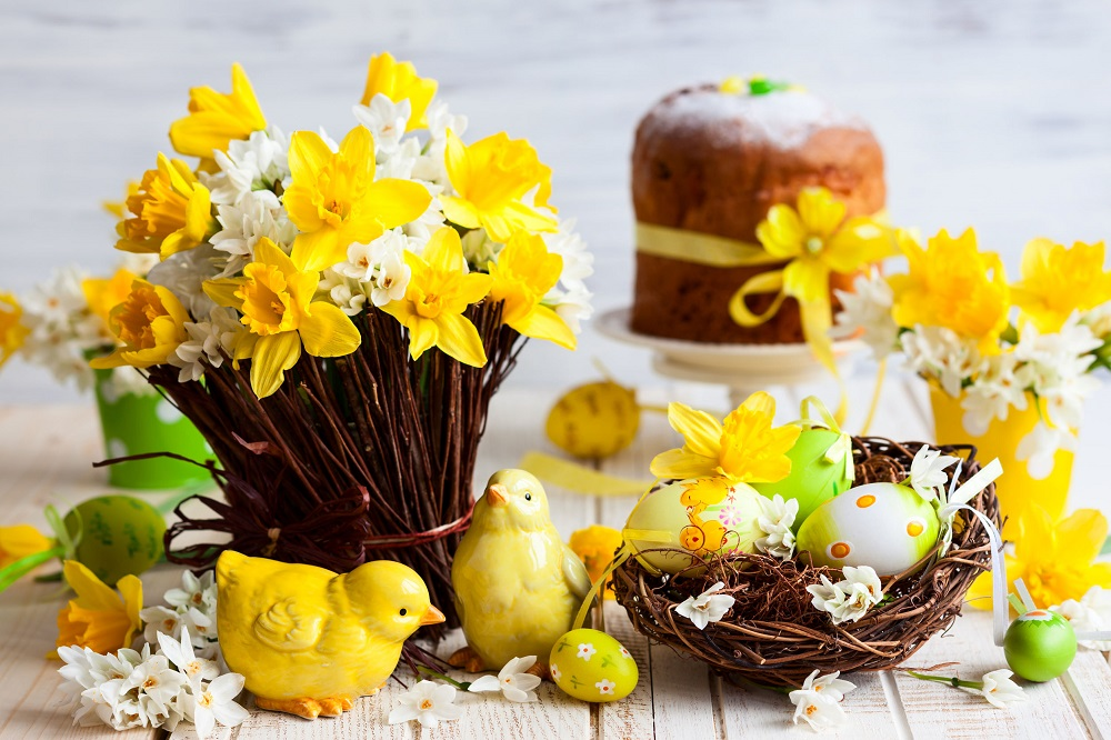 Centre Street Kitchen Easter